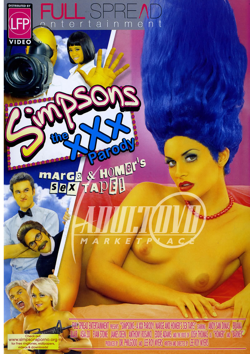 Sex the movie simpsons The Simpsons